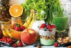 Gesundes Gemüse für einen Smoothie