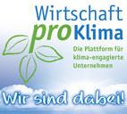 Wirtschaft pro Klima Logo